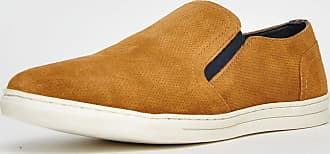Ikon Classic Manor Suede Leather Mens Tan