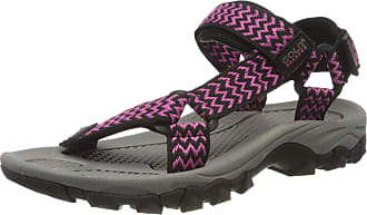 Gola Womens Blaze Hiking Sandals, Pink (Pink/Black Kb), 6 (39 EU)