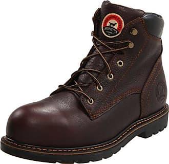 Irish Setter Mens 83604 6 Aluminum Toe Work Boot,Brown,13 D US