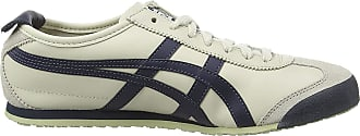 Onitsuka Tiger Mexico 66, Unisex Adults Low-Top Sneakers, White (Birch/India Ink/Latte 1659), 5.5 UK (39 1/2 EU)