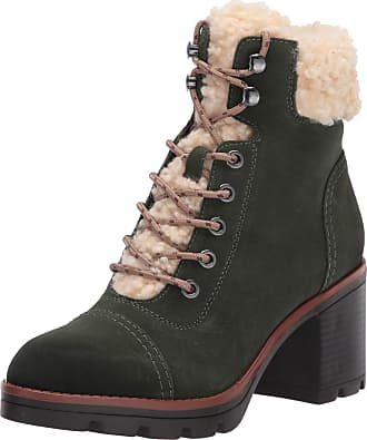 Naturalizer Womens Varuna 2 Booties,Fern Green Wp Suede,5 M, Green, Size 5.5 US US