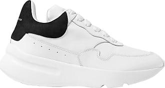 alexander mcqueen shoe black