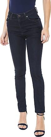 f6f612282e286 Lacoste Calça Jeans Lacoste Skinny Pesponto Azul