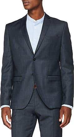 Selected Homme Mens Slhslim-mylophil BLZ B Noos Blazer, Blue (Dark Blue Dark Blue), 44R (Size: 54)