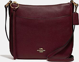 Coach Chaise Crossbody in Red