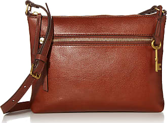 Color : Brown AnSuu Lady Female Packets Shoulder Oblique Cross Package Large Capacity Handbag Large Bag