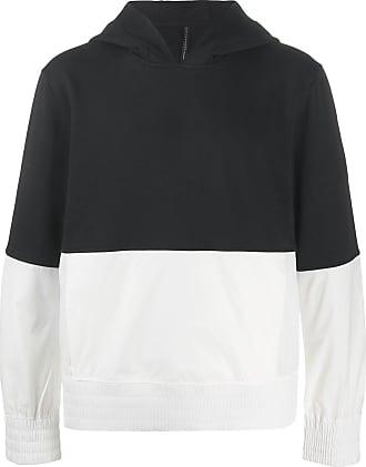 Blackbarrett Suéter color block - Preto