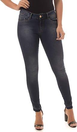 Osmoze Calça Jeans Osmoze Skinny Azul 34
