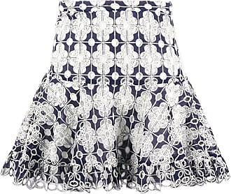 Sandro printed skirt - Blue