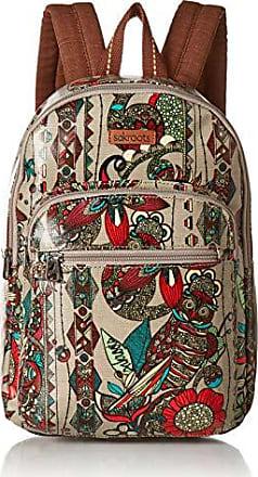 Sakroots Unisex-adults Basic Backpack, Charcoal Spirit Desert