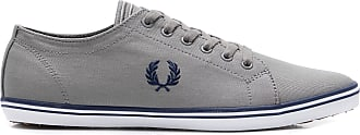 Fred Perry TÊNIS MASCULINO KINGSTON TWILL - CINZA