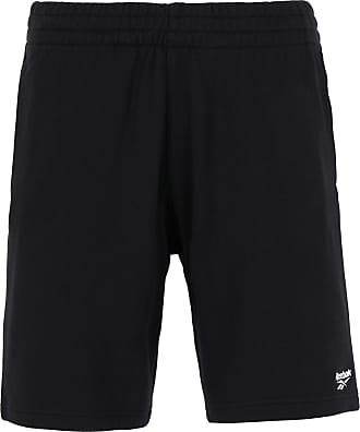 Reebok Homme Combat Tissé Boxe Shorts Pantalon Pantalon Noir