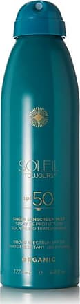 Soleil Toujours Spf50 Organic Sheer Sunscreen Mist, 177.4ml - Colorless