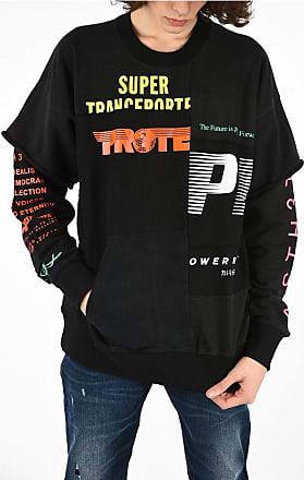 Diesel Printed S-TAKEO Sweatshirt Größe Xs