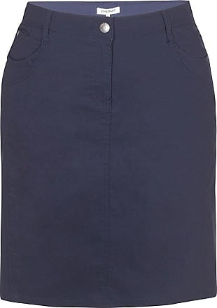 Blue Skirt  Zhenzi  Miniskjørt - Dameklær er billig