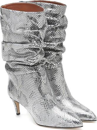 PARIS TEXAS Metallic-Stiefel