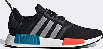 adidas Originals NMD sneakers in black with color details