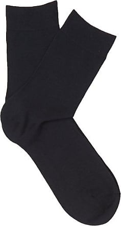 Falke Touch Cotton-blend Socks - Womens - Navy