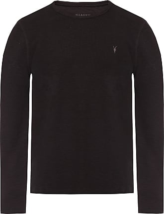 Allsaints Muse Long-sleeved T-shirt Mens Multicolor