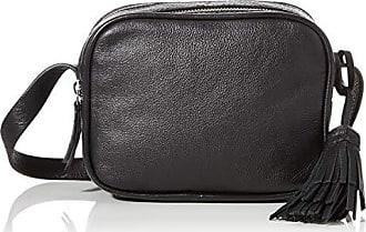 Clarks Bolso mochila de Lona Mujer, color Negro, talla