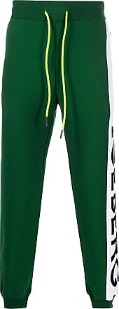 Iceberg tapered track pants - Green