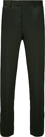 Cerruti straight-leg tailored trousers - Black