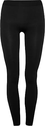 Wolford Womens Velvet Forming Leggings 100 den black L