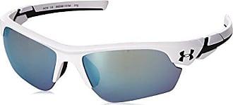 7f753280798 Under Armour Wrap Sunglasses UA WINDUP SATIN WHITE BLACK FRAME BASEBALL  TUNED LENS YOUTH