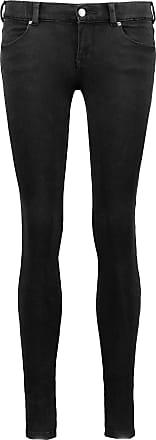 Dr. Denim Dixy Skinny Jeans schwarz