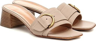 Gianvito Rossi Harper leather sandals