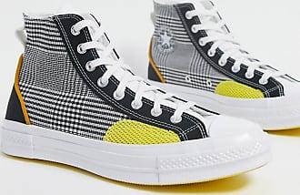 Converse Chuck 70 Hi Texture Play - Sneaker in Schwarz