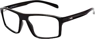 HB Óculos de Grau Hb 0001/54 Preto Fosco