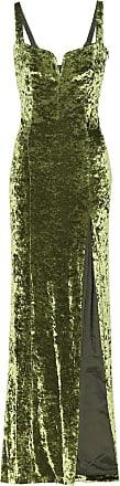 Galvan Solstice velvet gown