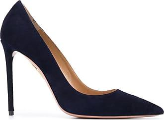 Aquazzura Sapato Purist - Azul