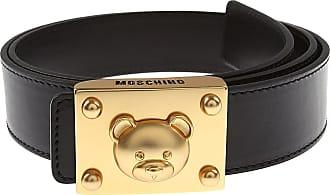 Moschino Cintura Donna On Sale, Nero, pelle, 2019, 46 (75 - 85 cm) 50 (100 - 105 cm)