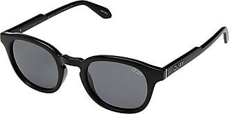 Quay Eyeware Walk On (Black/Smoke) Fashion Sunglasses