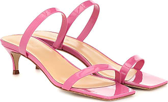 by FAR Thalia patent leather sandals