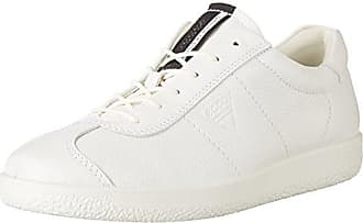 Sneakers Soft Homme EU Ecco Bright Blanc 40 1 Basses White 7ExdwqfdP