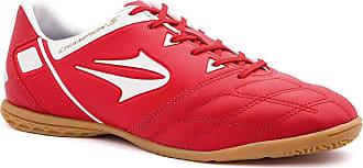 Topper Chuteira Topper Champion V Futsal Vermelho/branco