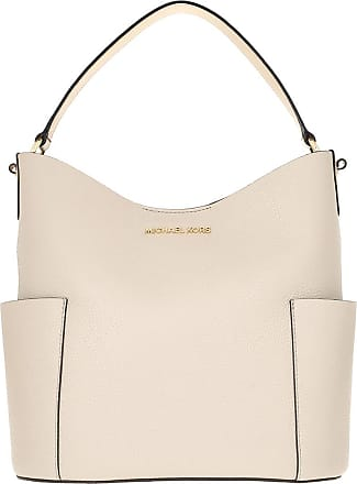 Michael Kors Hobo Bags - Bedford MD Bucket Shoulder Bag Light Sand - beige - Hobo Bags for ladies