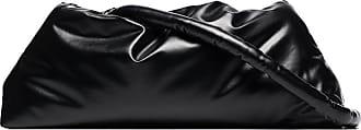 Kassl Editions padded leather shoulder bag - Preto