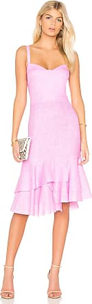 Milly Kendal Dress in Pink