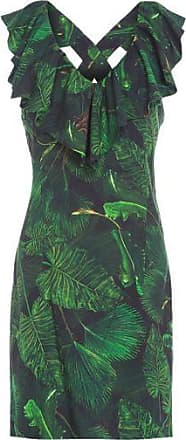 Isolda Vestido Maitê Jungle Night Isolda - Verde
