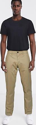 Timberland twill straight chino trousers-Beige