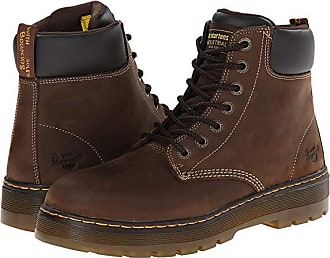 432ea8aa8fe Dr. Martens®: Brown Leather Boots now up to −40% | Stylight