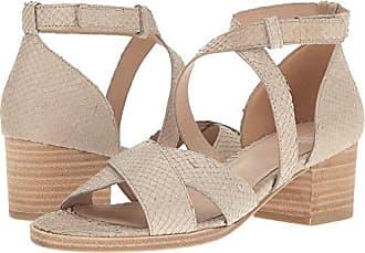 Eileen Fisher Womens Kerby-lt Dress Sandal, Pebble, 7.5 M US