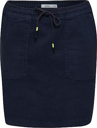 EDC by Esprit Womens 030cc1d318 Skirt, 400/Navy, 40