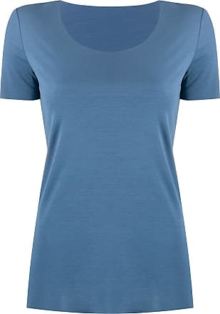 Wolford Aurora slim-fit T-shirt - Azul