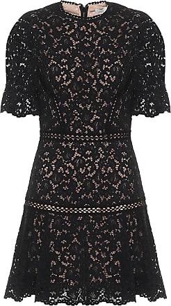 Jonathan Simkhai Holly floral-lace minidress