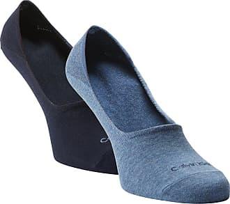 Calvin Klein Herren Sneakersocken im 2-er Pack blau